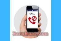 Aplikasi Blokir Telepon